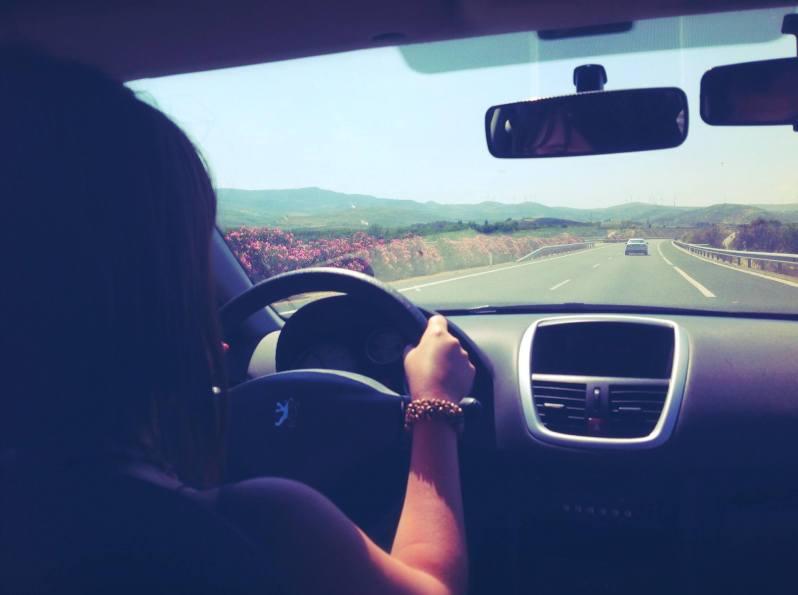 Carnet de Conducir estando de vacaciones en Granada