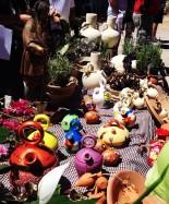 Los botijos de San Isidro en Benidorm