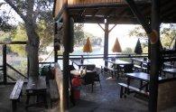 Restaurante El Mirador en la entrada Norte