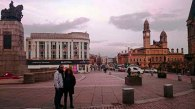 Plaza central de Paisley