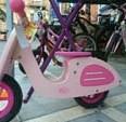 Papito no sólo vende bicis